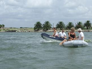 2012 August - Dinghy Poker Run
