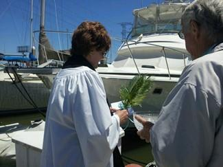 2013 May - Blessing of the Fleet