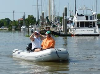 2015 June - Dinghy Cruise