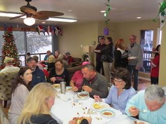2016 January - New Year's Day Potluck